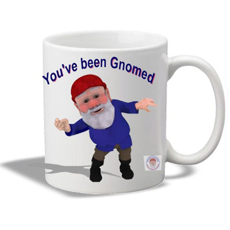 Noggin the Gnome Mugs – You've Been Gnomed
