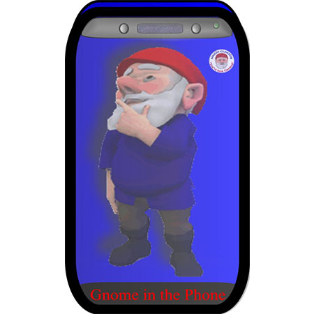 Noggin the Gnome Phone Cover