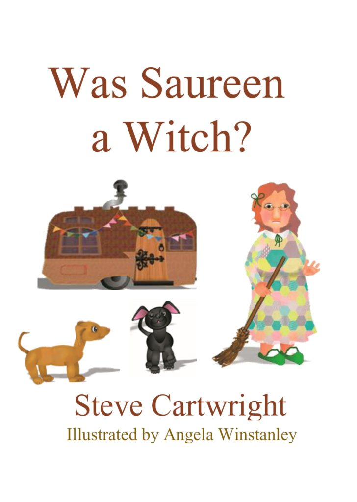 Was Saureen a Witch by Steve Cartwright
