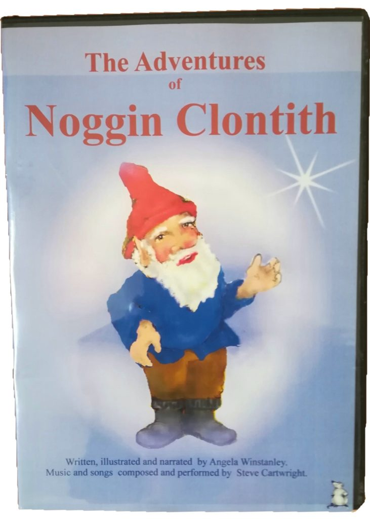 The Adventures of Gnoggin Clontith – DVD