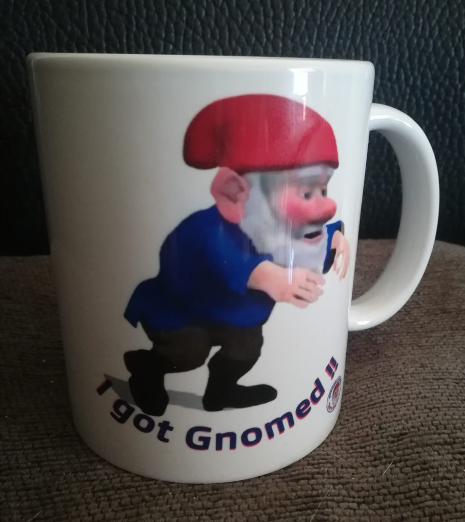 Noggin the Gnome Mugs – I Got Gnomed