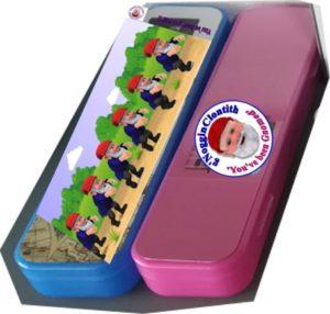 Gnomes Pencil Case