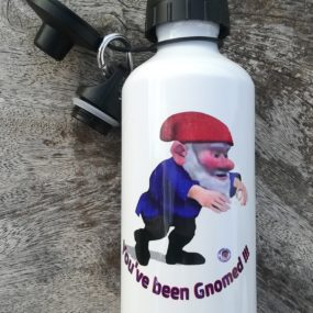 You've been Gnomed Water Bottle