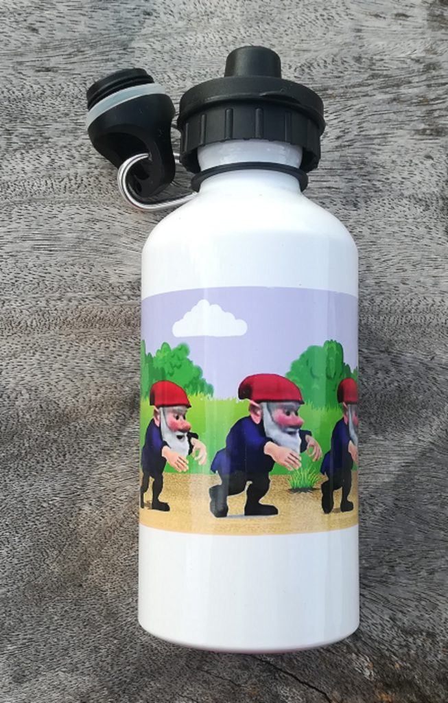 Noggin the Gnome Water Bottle